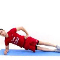 شکم و پهلو-۴۰دقیقه تمرین ورزشی درخانه برای آب کردن چربی های شکم و پهلو